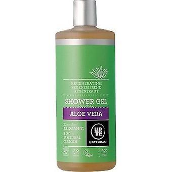 Urtekram Organic Aloe Vera Shower Gel 500ml x6