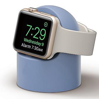 Laturin jalustan silikonitelakkapidike Apple Watch -sarjan laturikaapelille