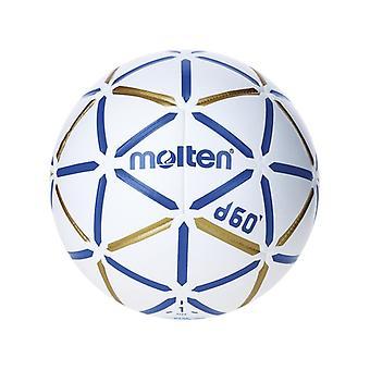Boll för Handboll Smält H1D4000-BW Konstläder (Storlek 1)