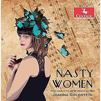 Price / Goldstein - Nasty Women [CD] USA import