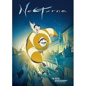 Nocturna [DVD] USA import