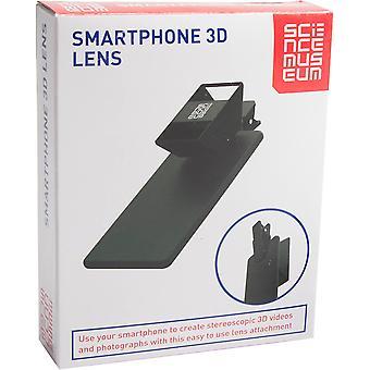 Science Museum Smartphone 3D Lens