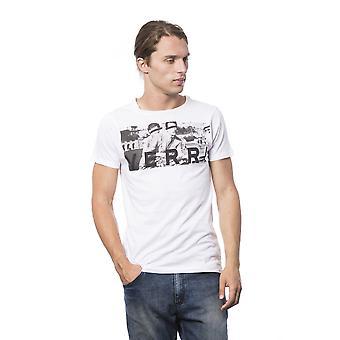 Verri printed Bianco White T-shirt