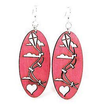 Flying Kite Earrings