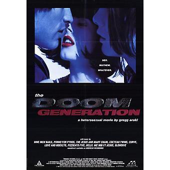 L'affiche du film Doom Generation (11 x 17)