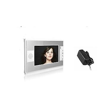 Video Intercom Toegangscontrolesysteem, deurcamera, rfid elektrisch deurslot,