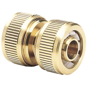 "Draper Expert 36203 Brass 1/2"" Hose Repair Connector"
