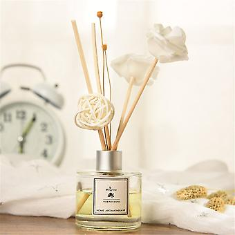 50ml Reed Diffuser Sets With Natural Sticks Glass Bottle And Scented Oil