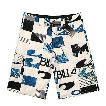 Summer Board Shorts Men Quick Dry Swimming Trunks Swimwear