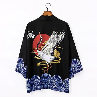 Japanische Kimono Cardigan Streetwear