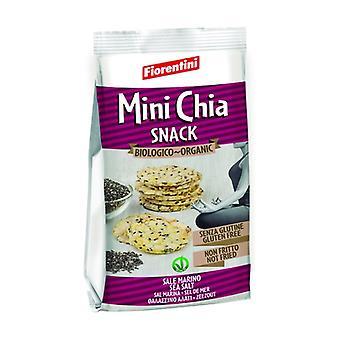 Bio Chia Mini Pannkakor Mellanmål 50 g