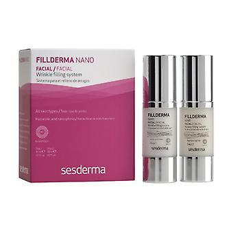 Fillderma Facial Wrinkle Filler 2 units of 30ml