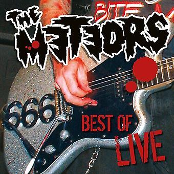 Meteors - Best Of Live [Vinyl] USA import