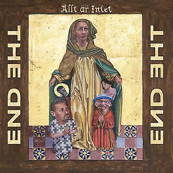 The End - Allt Ar Intet (Blå Vinyl) [Vinyl] USA import