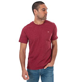 Men's Levis Classic House Mark T-Shirts in rot