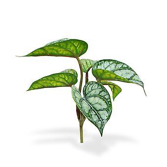 Künstliche Mini Fittonia Nervosa künstliche Bouquet 20 cm