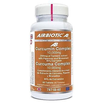 Airbiotic Turmeric Complex 60 Capsules