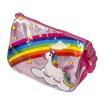 Enhjørning Fashion Girl Håndtaske / Børn Håndtaske