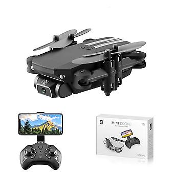Mini Drone 1080p Camera Rc Foldable Quadcopter Pressure Altitude Hold Toy For Kids