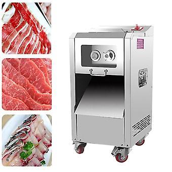 تقطيع اللحم العمودي، الفولاذ المقاوم للصدأ، أوتوماتيكي بالكامل، آلة تقطيع أجاد،