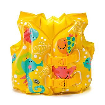 الصيف الاطفال سلامة نفخ السباحة سترة الطفو، سن 3 +