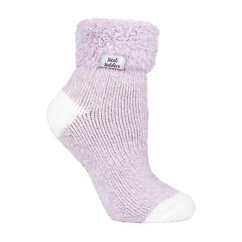 Držiaky na teplo dámy extra našuchorené posteľné ponožky