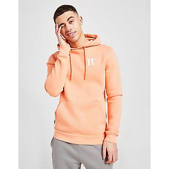 New 11 Degrees Core Overhead Hoodie from JD Outlet Orange