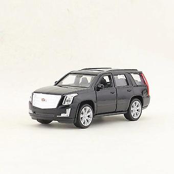 1:36 lega pull back modelli di auto Cadillac Escalade