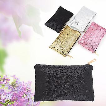 Glitter glittrande paljetter bländande koppling kväll party väska handväska handväska handväska