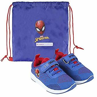 Sports Shoes for Kids Spiderman