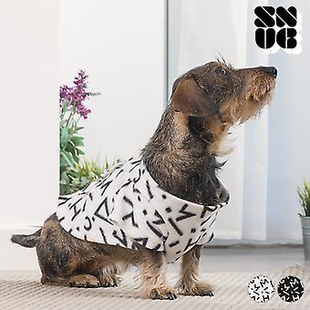 Symboler Ombonad ombonad en doggy hundfilt med ärmar