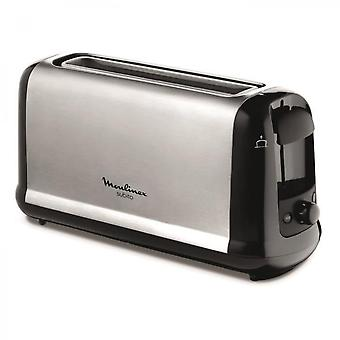 Moulinex  Stainless Steel Toaster