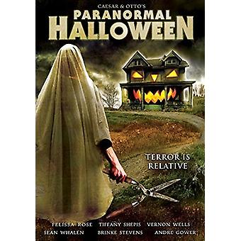 Caesar and Otto's Paranormal Halloween [DVD] USA import