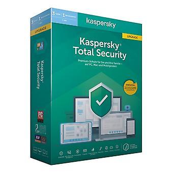 Etusivu Antivirus Kaspersky Total Security MD 2020 (3 laitetta)