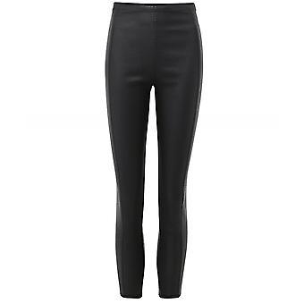 Lurdes Bergada Coated Skinny Trousers
