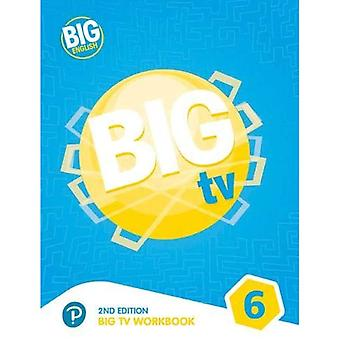 Big TV 6 Workbook (Big English)
