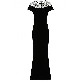 Collectif Clothing Arca Dark Queen Maxi Dress