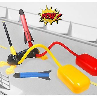 Venalisa Rocket Launcher jucărie pentru copii incluse 6 Rachete spuma