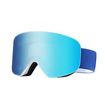 skibriller snowboard goggle med anti tåke dobbel linseski skøyter snøscooter