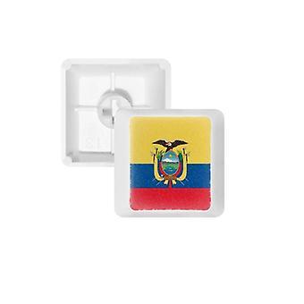 Ecuadorin lippu - Keycap-näppäimistö