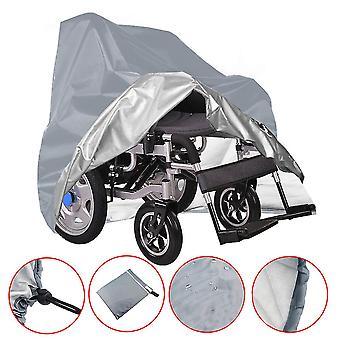 Электрическая защитная крышка для инвалидной коляски