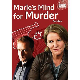 Marie's Mind for Murder: Set 1 [DVD] USA import