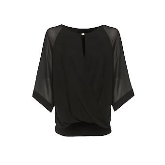 Ex Chainstore Wrap couches Blouse