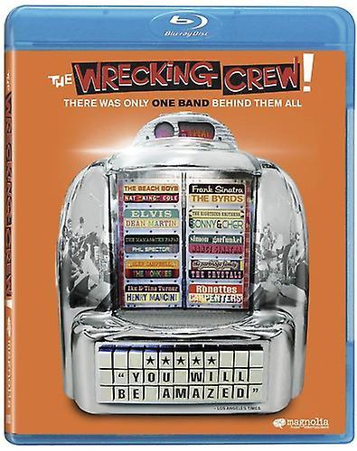 Wrecking Crew - Wrecking Crew [Blu-ray] USA import