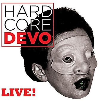 Devo - Devo-Hardcore Live! [CD] USA import