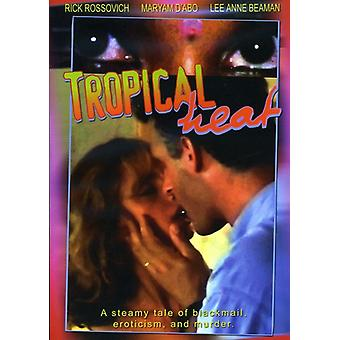 Tropical Heat [DVD] USA import