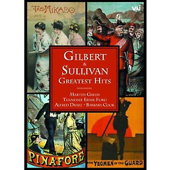 Gilbert & Sullivan - Greatest Hits [DVD] USA import