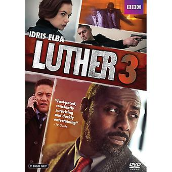 Luther - Luther 3 [DVD] USA import