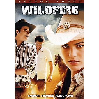 Wildfire - Wildfire: Season 3 [DVD] USA import