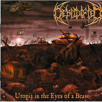 Debodified - Utopia in the Eyes of a Beast [CD] USA import